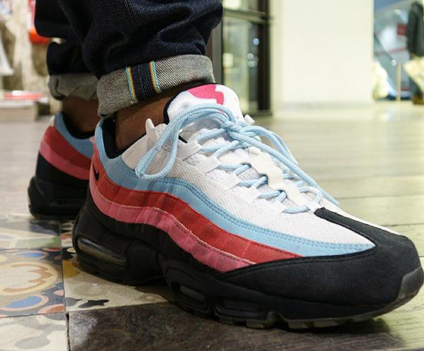 regarder 4dd76 98eb8 50 Nike Air Max 95 collectors (dossier 20ème anniversaire)
