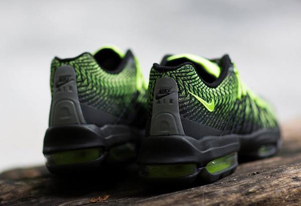Nike Air Max 95 Ultra JCRD Black Volt (3)