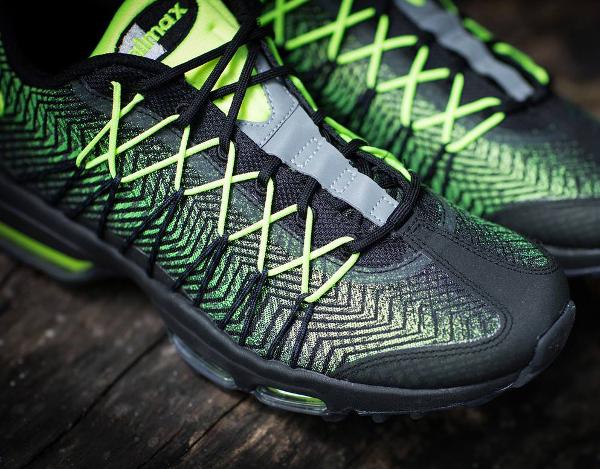 Nike Air Max 95 Ultra JCRD Black Volt (4)