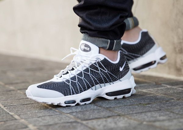 Nike Air Max 95 Ultra Jacquard Wolf Grey