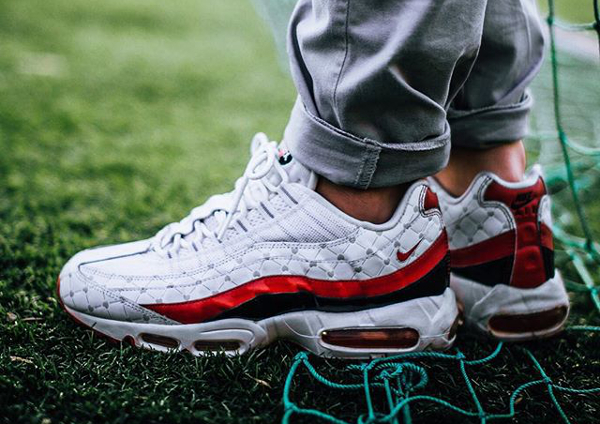 san francisco look good shoes sale classic styles 50 Nike Air Max 95 collectors (dossier 20ème anniversaire)