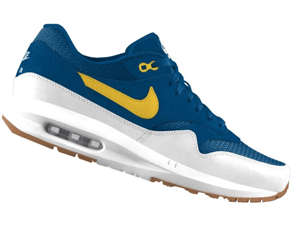 Nike Air Max Lunar1 ID Boston Marathon