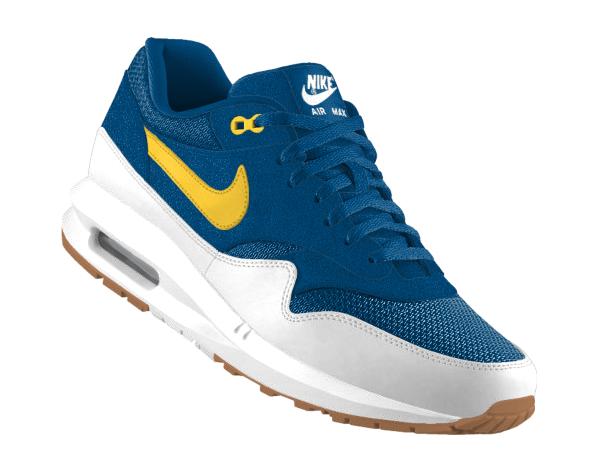 Nike Air Max Lunar1 ID Boston Marathon (4)