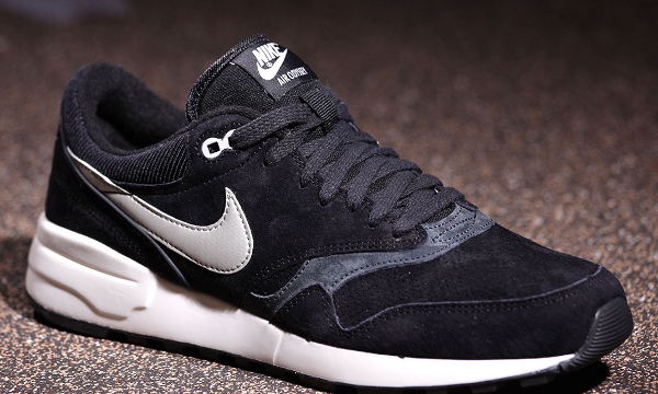 Nike Air Odyssey Leather 87 Black Night Silver (1)