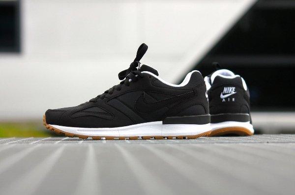 Nike Air Pegasus New Racer Black White Light Brown Gum (4)