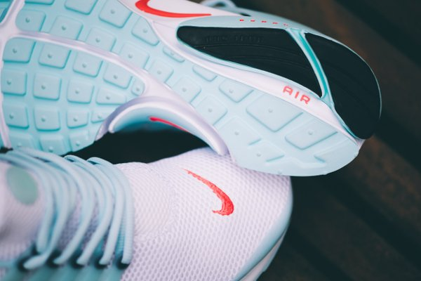 Nike Air Presto QS White Oriental Poppy  (3)
