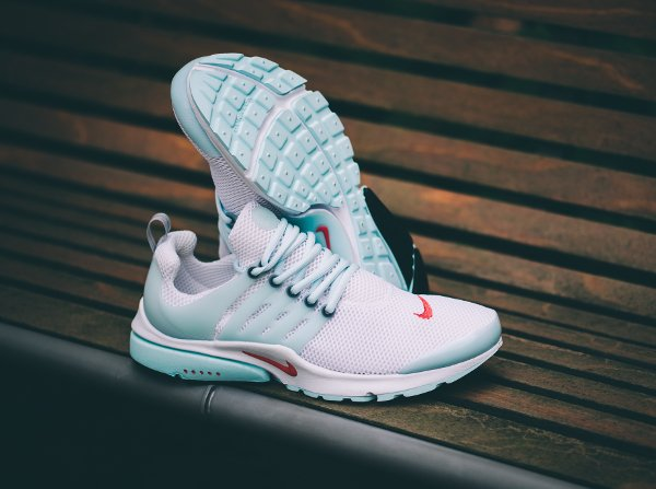 Nike Air Presto QS White Oriental Poppy  (8)