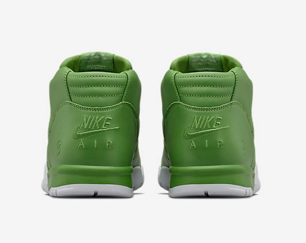 Nike Air Trainer 1 Mid SP x Fragment Wimbledon Chlorophyll (2)