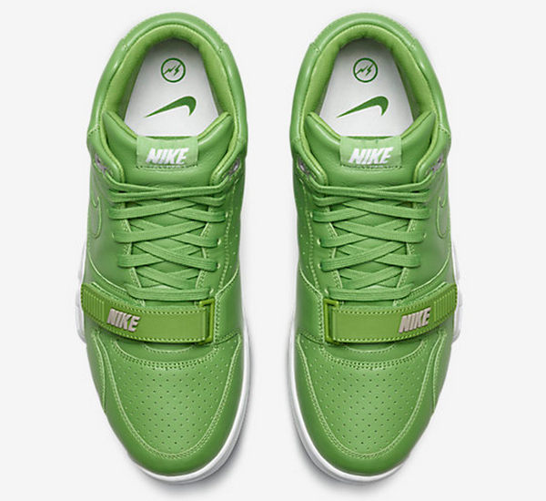 Nike Air Trainer 1 Mid SP x Fragment Wimbledon Chlorophyll  (5)
