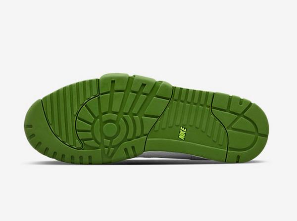 Nike Air Trainer 1 Mid SP x Fragment Wimbledon White (2)