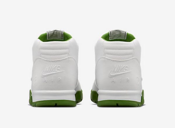Nike Air Trainer 1 Mid SP x Fragment Wimbledon White (4)