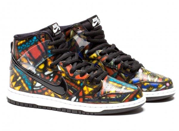 Nike Dunk High SB x Concepts Grail