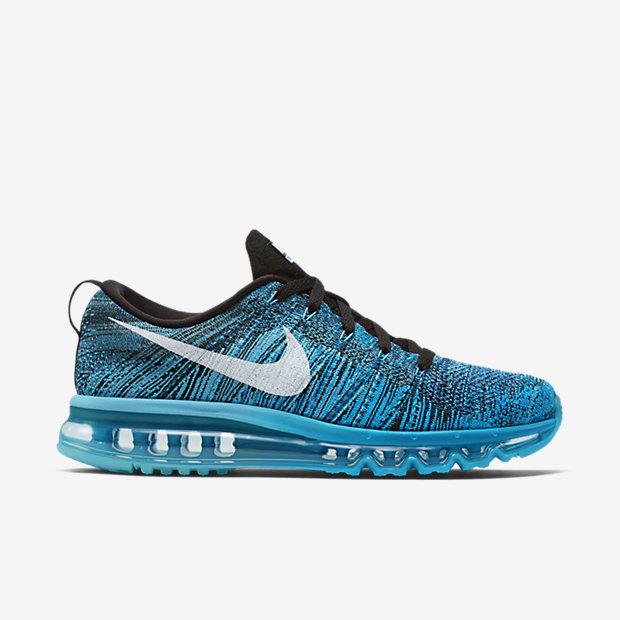 Nike Flyknit Air Max Black TD PL BLUE : où l'acheter ?