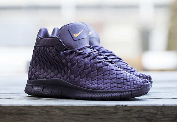 Nike Free Inneva Woven Mid SP Purple Shade