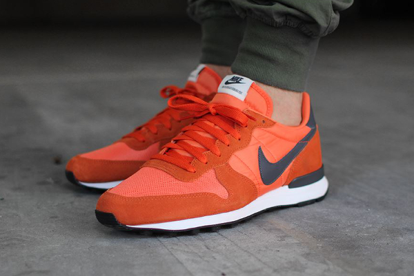 Nike Internationalist Electric Orange