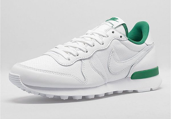 Nike Internationalist QS White Pine Green (1)