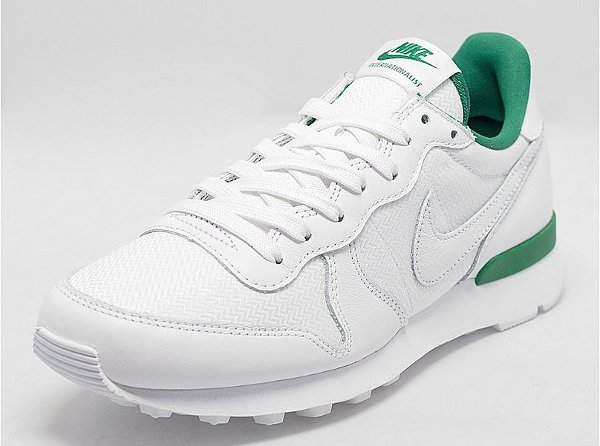 Nike Internationalist QS White Pine Green (2)