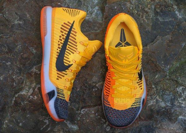 online store 2c2cd 02fa7 Nike Kobe X Elite Low Chester