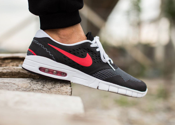 Nike Koston 2 Max Black Grey University Red (5)