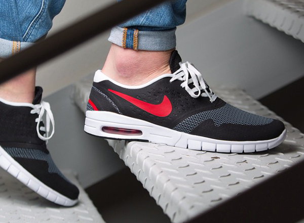 Nike SB Eric Koston 2 Max Black Red