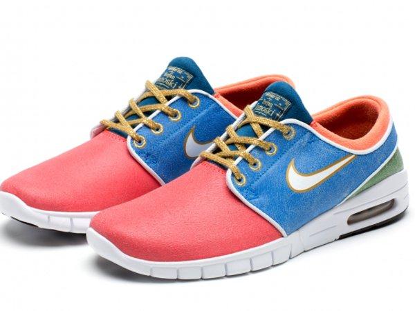 Nike SB Janoski x Concepts Grail