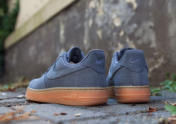 nike air force one grise daim