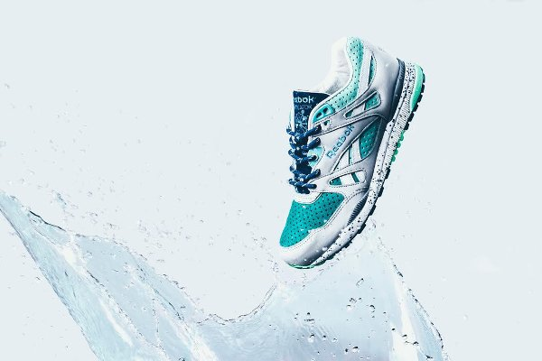 Reebok Ventilator Lake Pack x Sneaker Politics