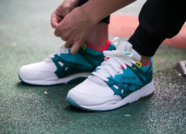Reebok Ventilator Zodiac x The Hundreds 'Taurus' (1)