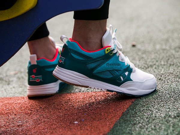 Reebok Ventilator Zodiac x The Hundreds 'Taurus' (2)