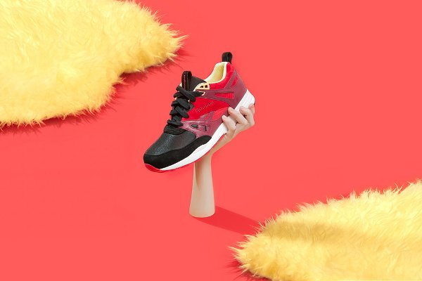 Reebok Ventilator x The Hundreds  (2)