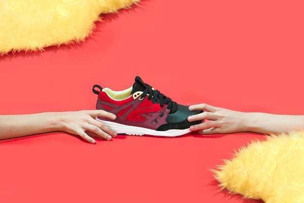 Reebok Ventilator x The Hundreds  (3)