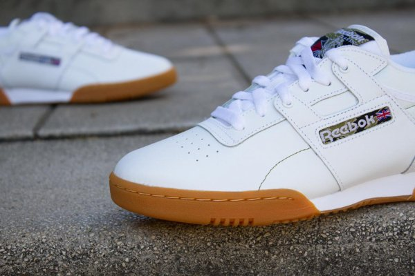 Reebok Workout Low Clean TC White Black