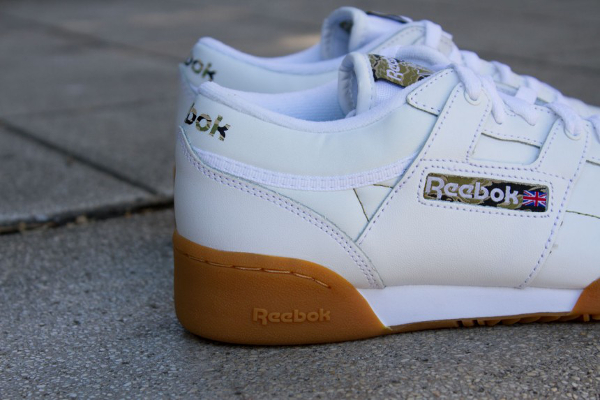 Reebok Workout Low Clean TC White Black (4)