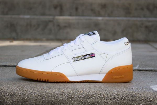 Reebok Workout Low White Gum (2)