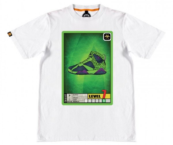 T-shirt Air Jordan 7 x Dragon Ball Cell