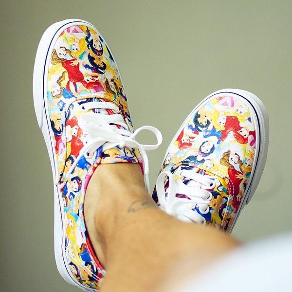 Vans Authentic Princess x Disney (Young At Heart)