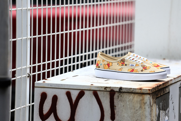 Vans Authentic x Disney 'Winnie The Pooh' (2)
