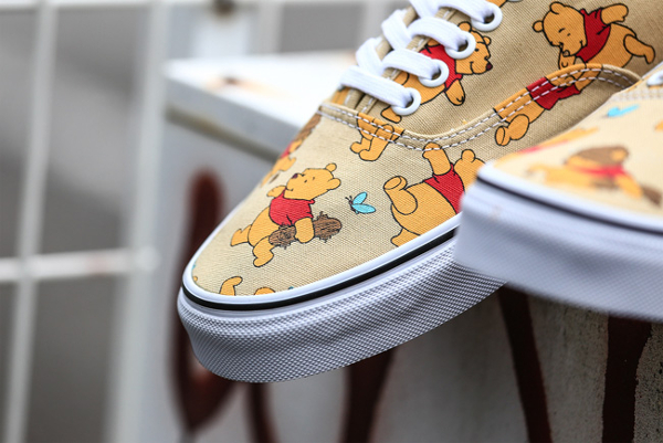 Vans Authentic x Disney 'Winnie The Pooh' (3)