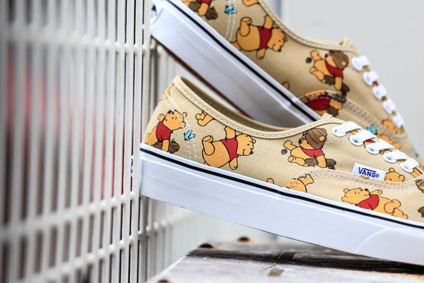 Vans Authentic x Disney 'Winnie The Pooh' (5)