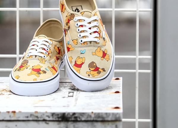 Vans Authentic x Disney 'Winnie The Pooh' (6)