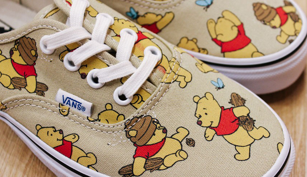 Vans Authentic x Disney 'Winnie The Pooh' (7)