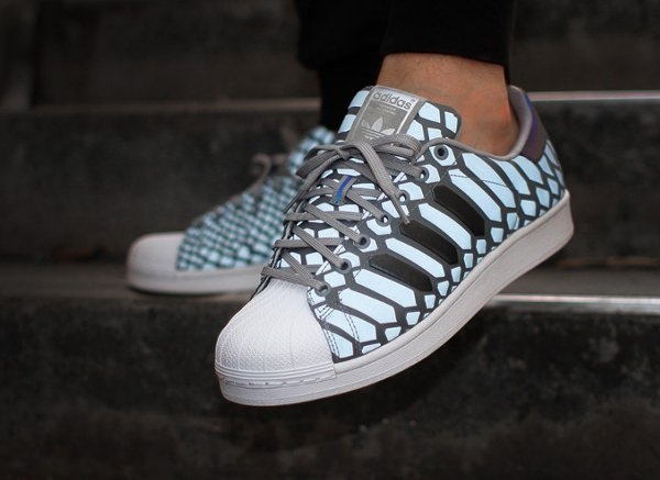 adidas superstar xeno multicolor sneakersactus