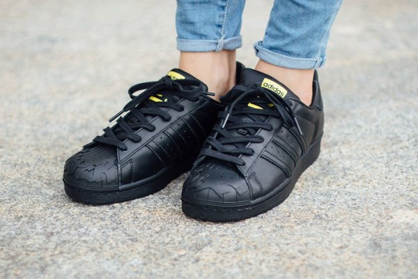 free delivery 50% price new specials Adidas Superstar Supershell x Pharrell | Sneakers-actus