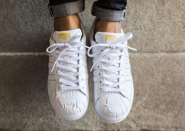 Adidas Superstar White Supershell Mr (3)