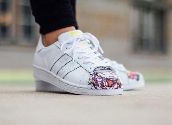 Adidas Superstar White Supershell Mr (4)