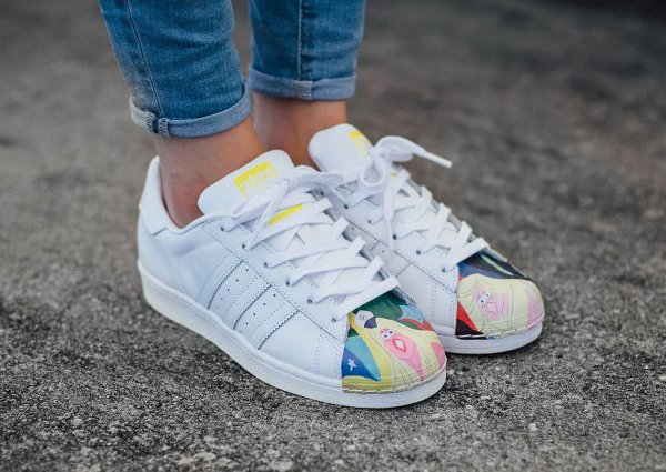 Adidas Superstar Supershell x Pharrell | Sneakers actus