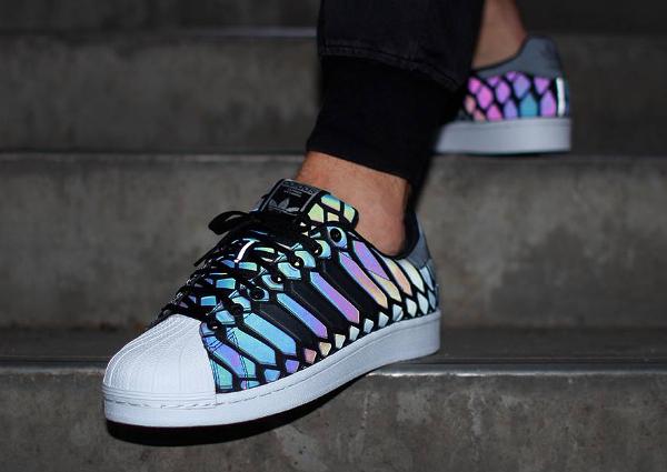 Adidas Superstar Xeno Multicolor | Sneakers actus