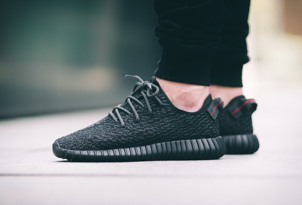 Adidas Yeezy Boost 350 Black Pirate (2)