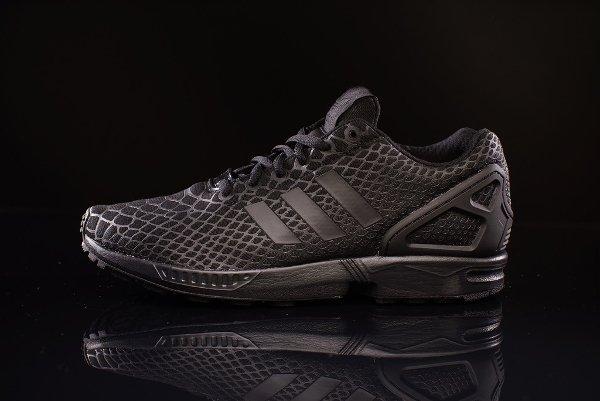 Adidas ZX Flux Techfit Core Black