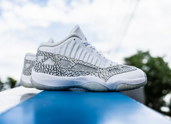 Air Jordan 11 IE Low White Cobalt